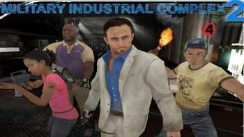 Left 4 Dead 2 — MILITARY INDUSTRIAL COMPLEX II — кооперативная кампания | Left 4 Dead 2 моды
