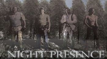 Left 4 Dead 2 — Night Presence — кооперативная кампания