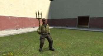 Melee Arts 2 — Оружие ближнего боя! | Garrys mod моды