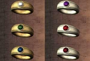 Skyrim — Ретекстура колец | Skyrim моды