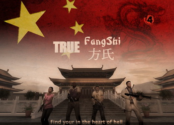 Left 4 Dead 2 — True fang shi — кооперативная кампания | Left 4 Dead 2 моды