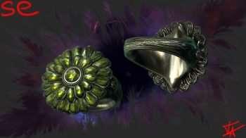 SSE Кольцо Клоранти из Dark Souls