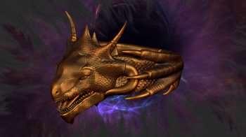 Кольцо Дракона | Skyrim моды
