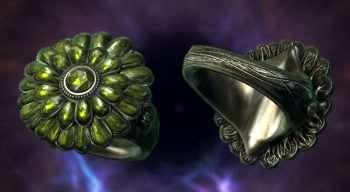 Кольцо Клоранти из Dark Souls | Skyrim моды