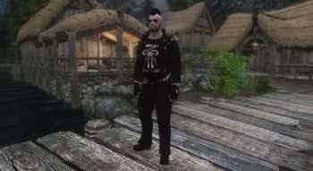 Skyrim — Heavy Metal Man