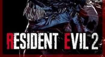 Garrys Mod — Resident Evil 2 Remake — Licker (Ragdoll)