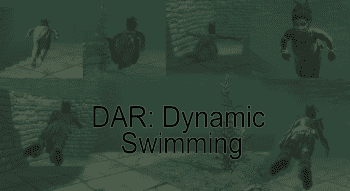 Skyrim — Dynamic Swimming