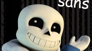 Sans the skeleton (Playermodel+Ragdoll)