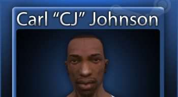 GTA San Andreas: Carl «CJ» Johnson Playermodel
