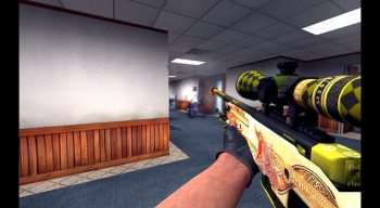 AWP — Dragon Lore CSGO