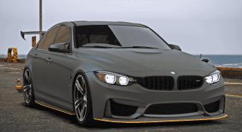 BMW M3 (F80) 2015
