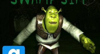 Swamp Sim Shrek Nextbot