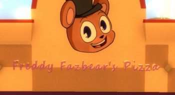 Freddy Fazbears Pizza (Day) REUPLOAD