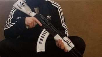 AK-47 | Adidas | Garrys mod моды