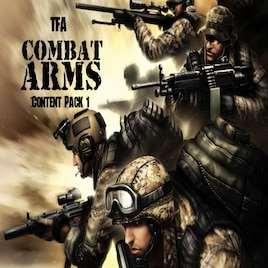 [TFA] Combat Arms Content Pack 1 | Garrys mod моды