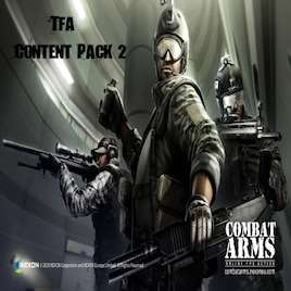 [TFA] [AT] Combat Arms Content Pack 2
