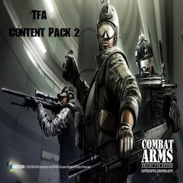 [TFA] [AT] Combat Arms Content Pack 2 | Garrys mod моды