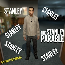 Stanley — The Stanley Parable | Garrys mod моды