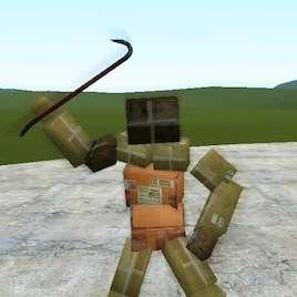 Boxman — Playermodel and NPC