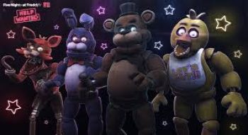 Five Nights at Freddys 9 Ragdoll