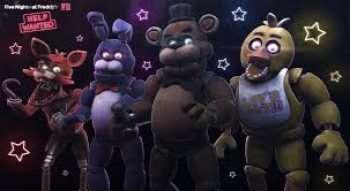 Five Nights at Freddys 9 Ragdoll