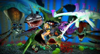 Subnautica — Регдоллы из игры
