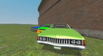 [simfphys] GTA San Andreas Cars | Garrys mod моды