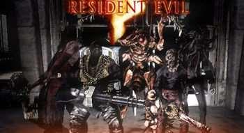 Resident Evil 5 мини-боссы