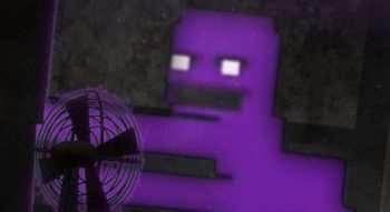 Animated PurpleGuy Nextbot (FNAF) | Garrys mod моды