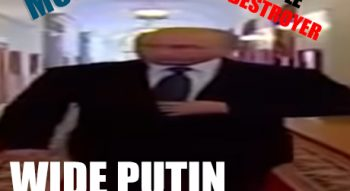 [DrGBase] Wide(Thicc) Putin Nextbot
