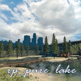 Garrys Mod — Большая карта Rp_Pure_Lake