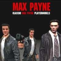 Max Payne — Classic Max Payne Playermodels