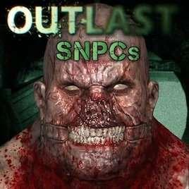 [VJ BASE] Outlast SNPCs | Garrys mod моды