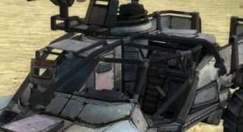 Car from Borderlands 2