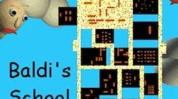 Baldi's Schoolhouse | Garrys mod моды
