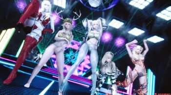 Monster girl series | Skyrim моды