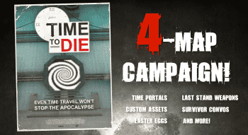 Time to Die | Left 4 Dead 2 моды