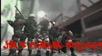 Garry's Mod — Jim's Combine Soldiers V2 [Игровая модель/TFA VOX]