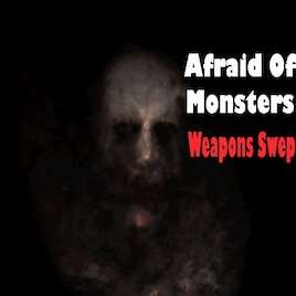 Оружие из Afraid of Monsters Director's Cut