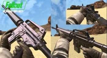 [TFA] Fallout Weapons Project | Garrys mod моды