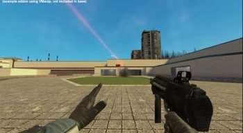 Garry's Mod — VManip base (Новая версия !)