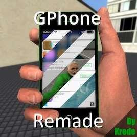 GPhone — Remade | Garrys mod моды