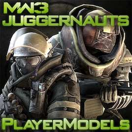 MW3 Juggernauts Playermodels