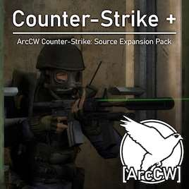 [ArcCW] Counter-Strike +