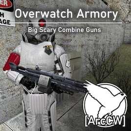 [ArcCW] Overwatch Armory + [ArcCW] Локализация (Русская)
