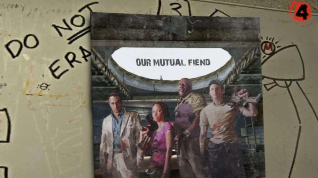 Left 4 Dead 2 — Our Mutual Fiend — кооперативная кампания