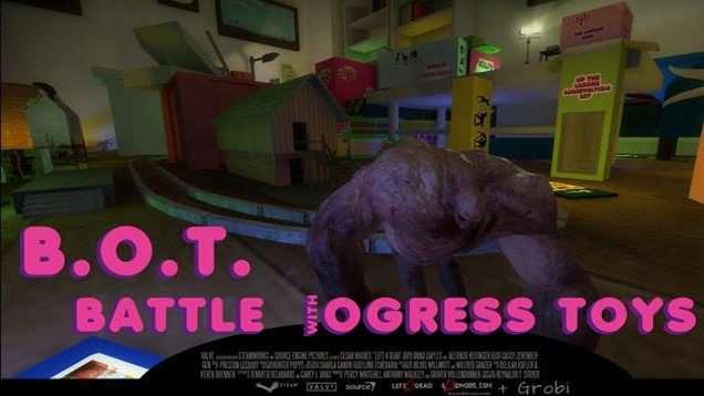 BOT — Battle with Ogress Toys | Left 4 Dead 2 моды