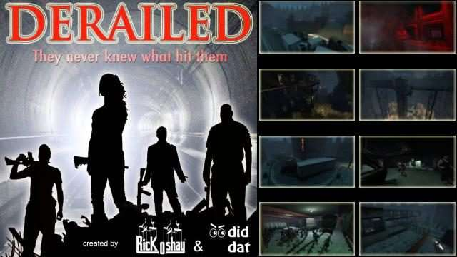 Derailed | Left 4 Dead 2 моды