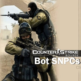 Counter-Strike: Source Bot SNPCs