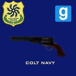 [TFA] Colt 1851 Navy Revolver